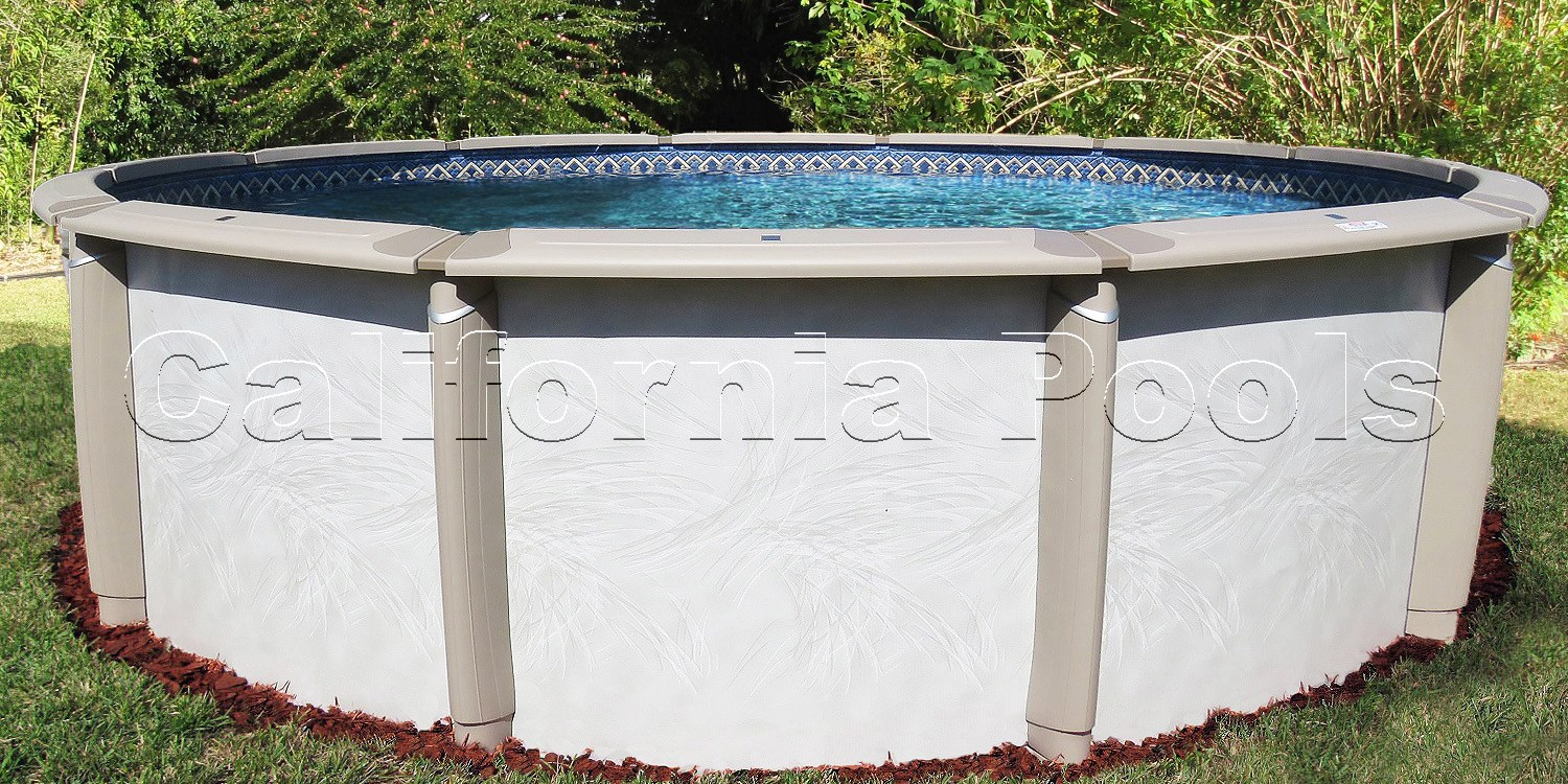 California Above Ground Pools Installers