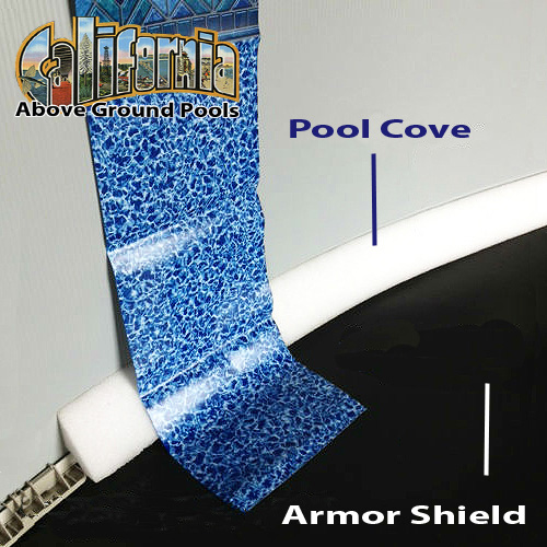 Pool Cove Kit For California Above Ground Pools